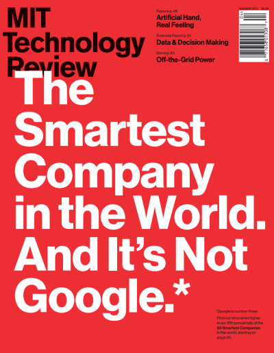MIT TechnologyReview