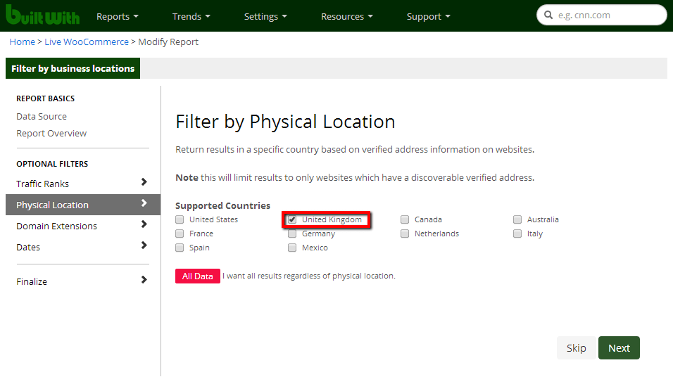 filter-by-physical-location